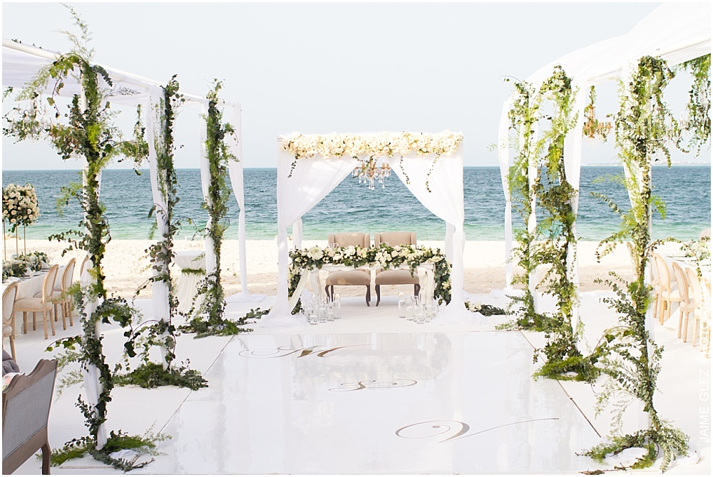 wedding at the finest playa mujeres 35