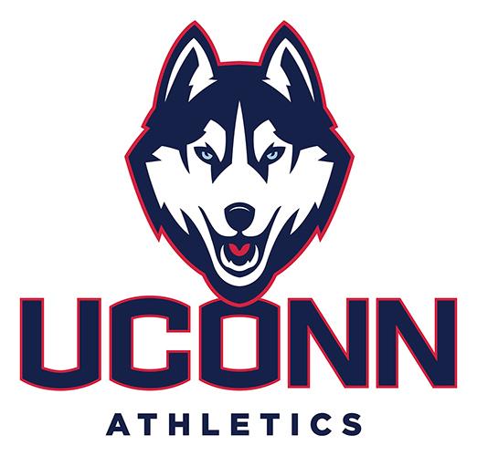 new Uconn Husky logo