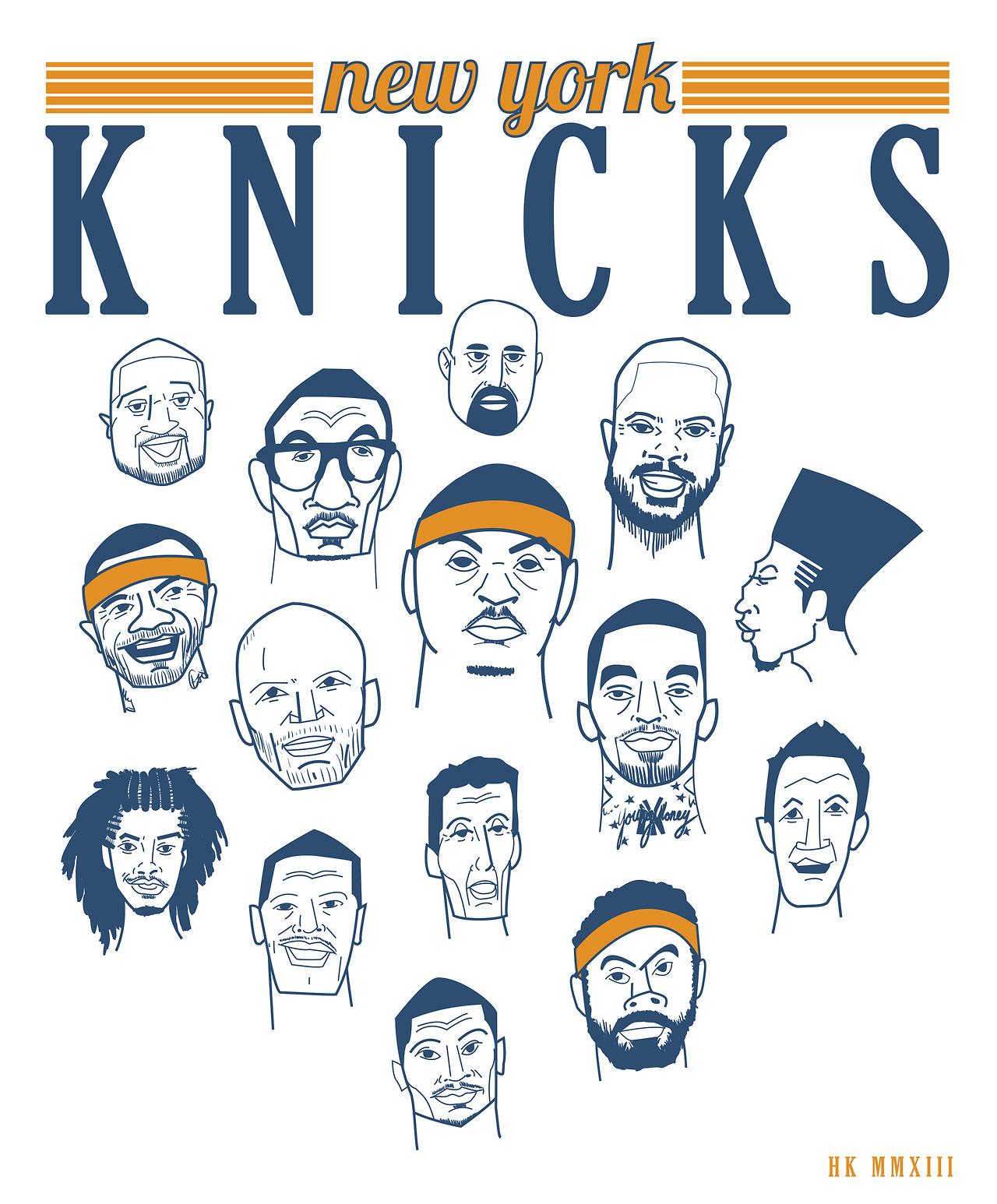 2012 New York Knicks
