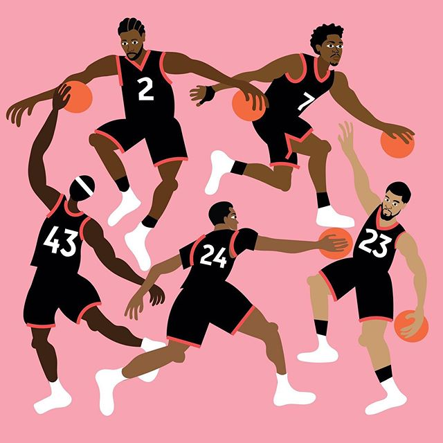 Future NBA Champs? (🎨: @drakecereal)