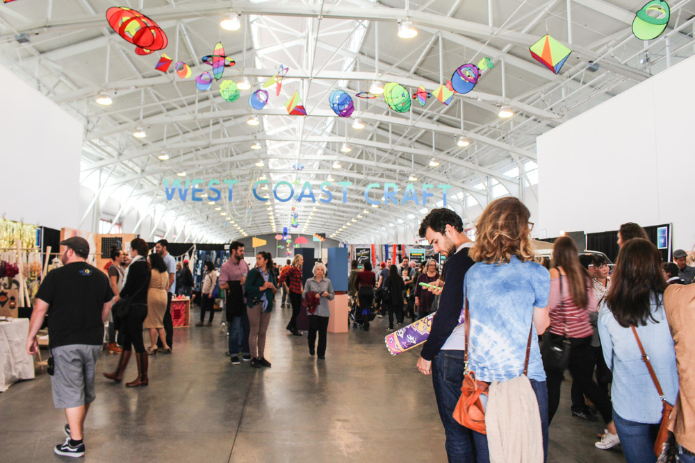 West Coast Craft Fair. #vendors #inspiration