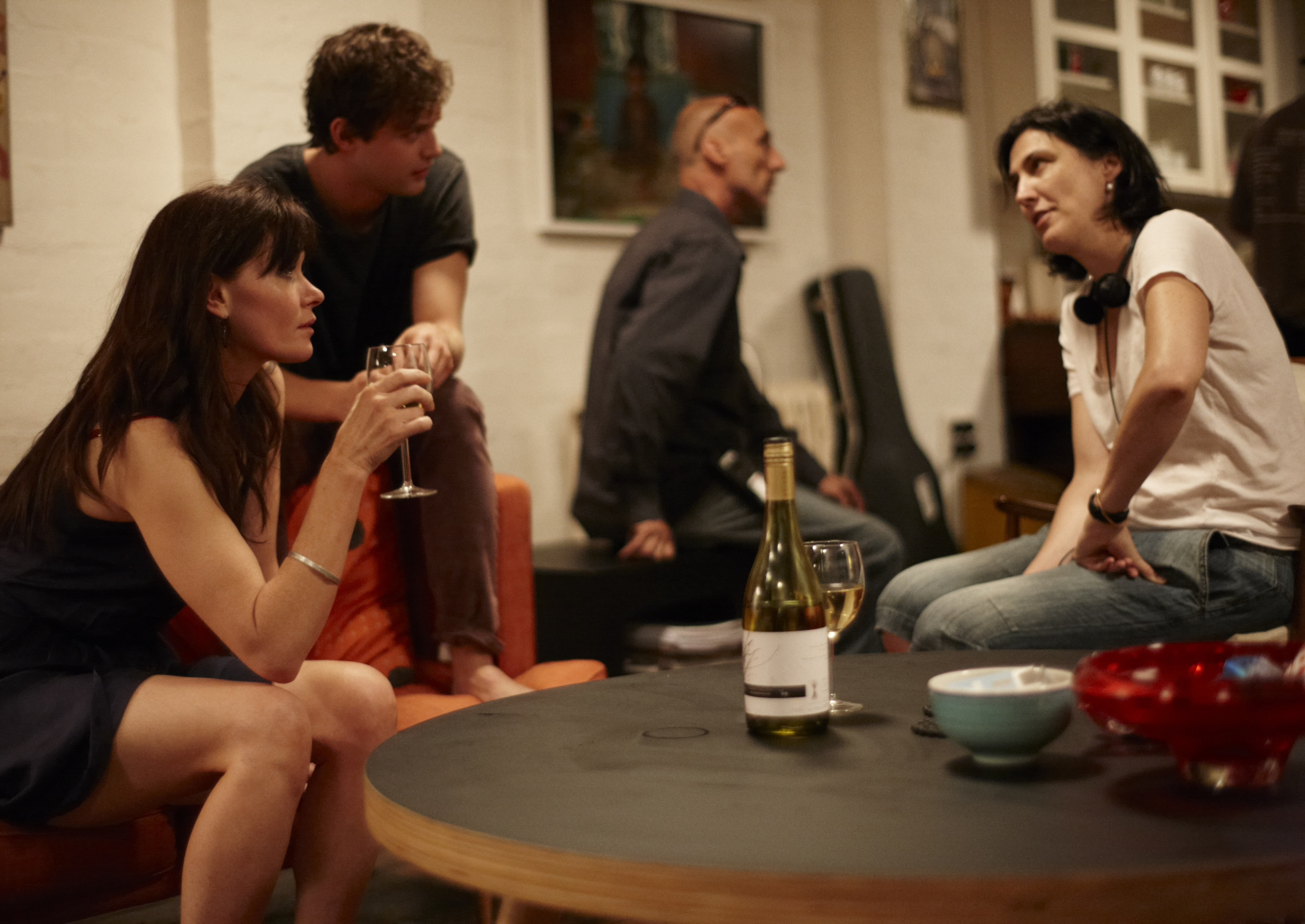 On  The Slap with Essie Davis and Oliver Ackland