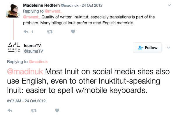 roman orthography & syllabics — hundreds & thousands