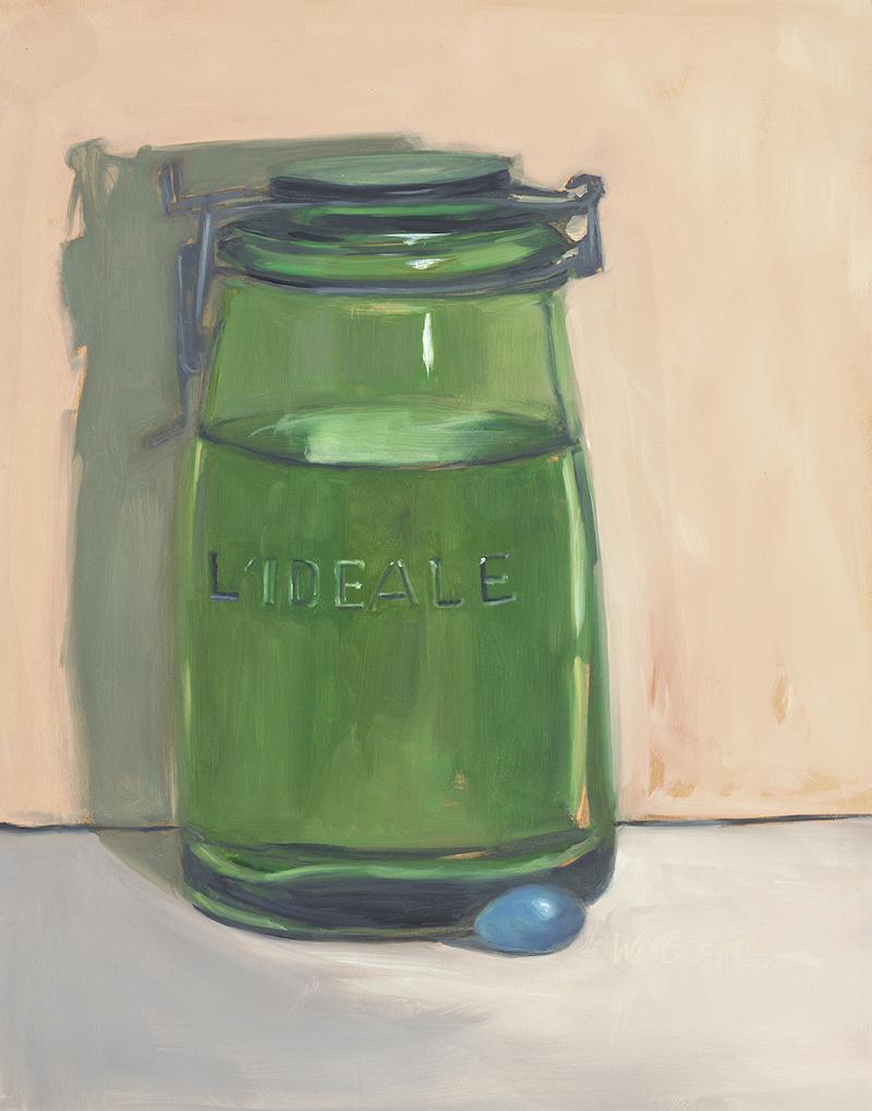 Green Jar:Blue Egg.jpg