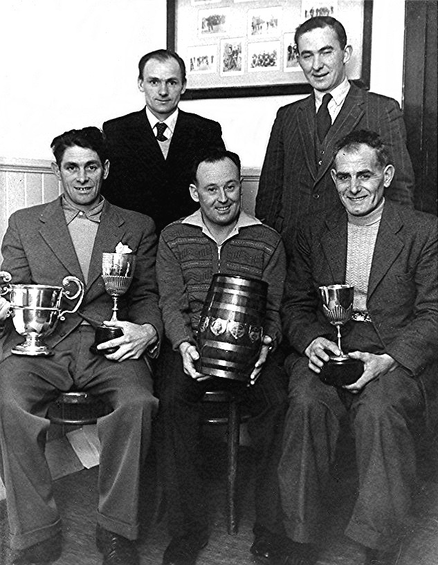 Prize Winers in the 1950's
