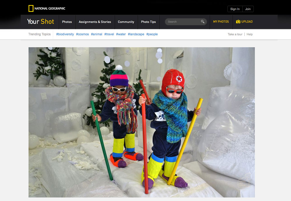 La Caseta & National Geographic