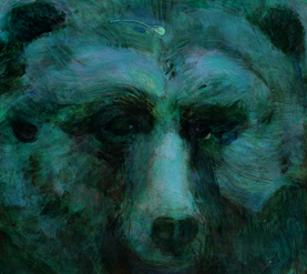 Moon Bear by Don Hazeltine
