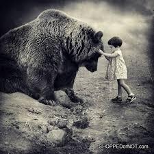 studio bear and girl.jpg