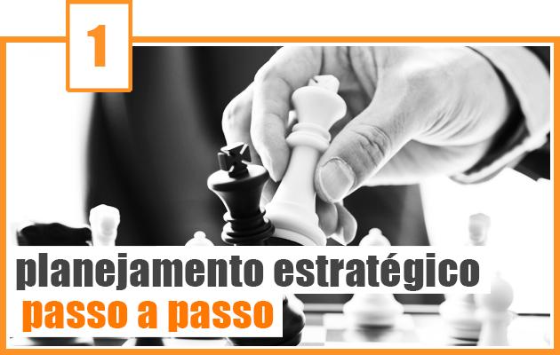 Planejamento Estratégico - Passo a Passo e Esquematizado - O fundamento do planejamento estratégicoé determinar um caminho que inspire o empreendedor e seus líderes a pensar estrategicamente e executar com foco e disciplina. A sinergia gerada pela conexão entre: a] visão, b] missão, c] valores, d] estratégias e e] métricas é a forma mais segura de empreender, construir e perpetuar a empresa