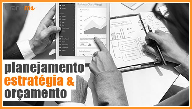 2. Orçamento: a primeira etapa do Planejamento Estratégico - Planejamento estratégico e gestão orçamentária são disciplinas obrigatórias para qualquer empresa. Não existe futuro para a empresa sem um planejamento estratégico.