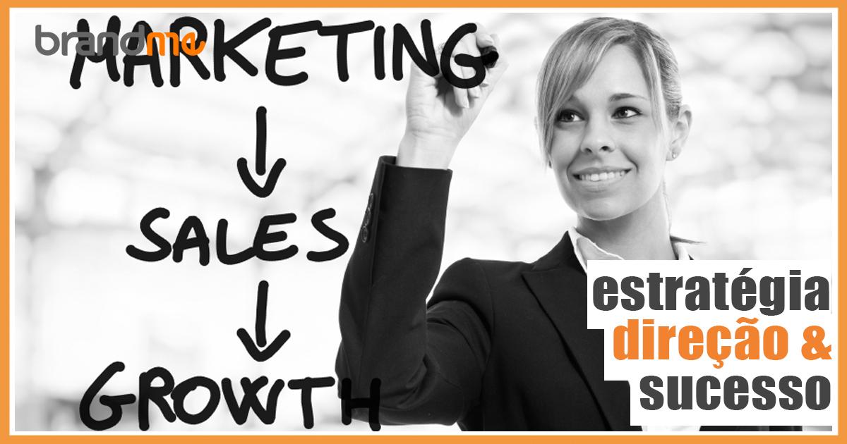 A Estratégia e o Plano de Marketing