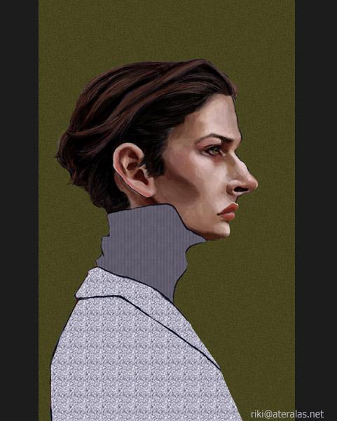 Dior Homme, digital, 2011