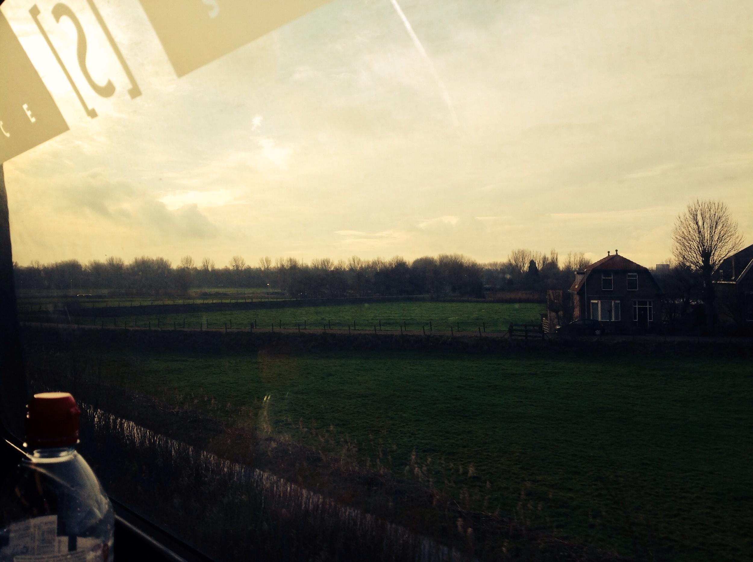 Passing through Nederland