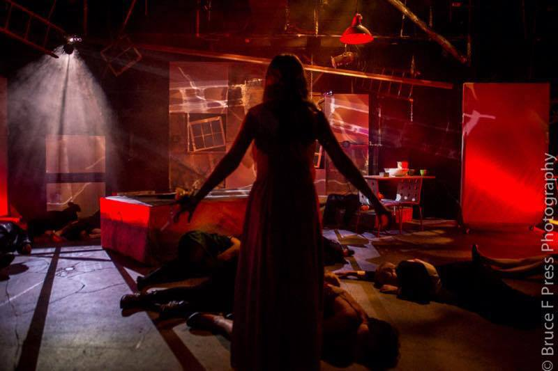 Drama Learning Center's professional teen production of Carrie the Musical.