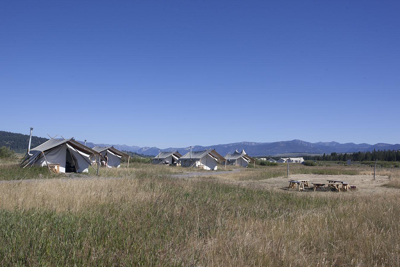 Lodging at Montana