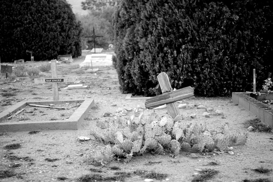NEGLECTED GRAVE