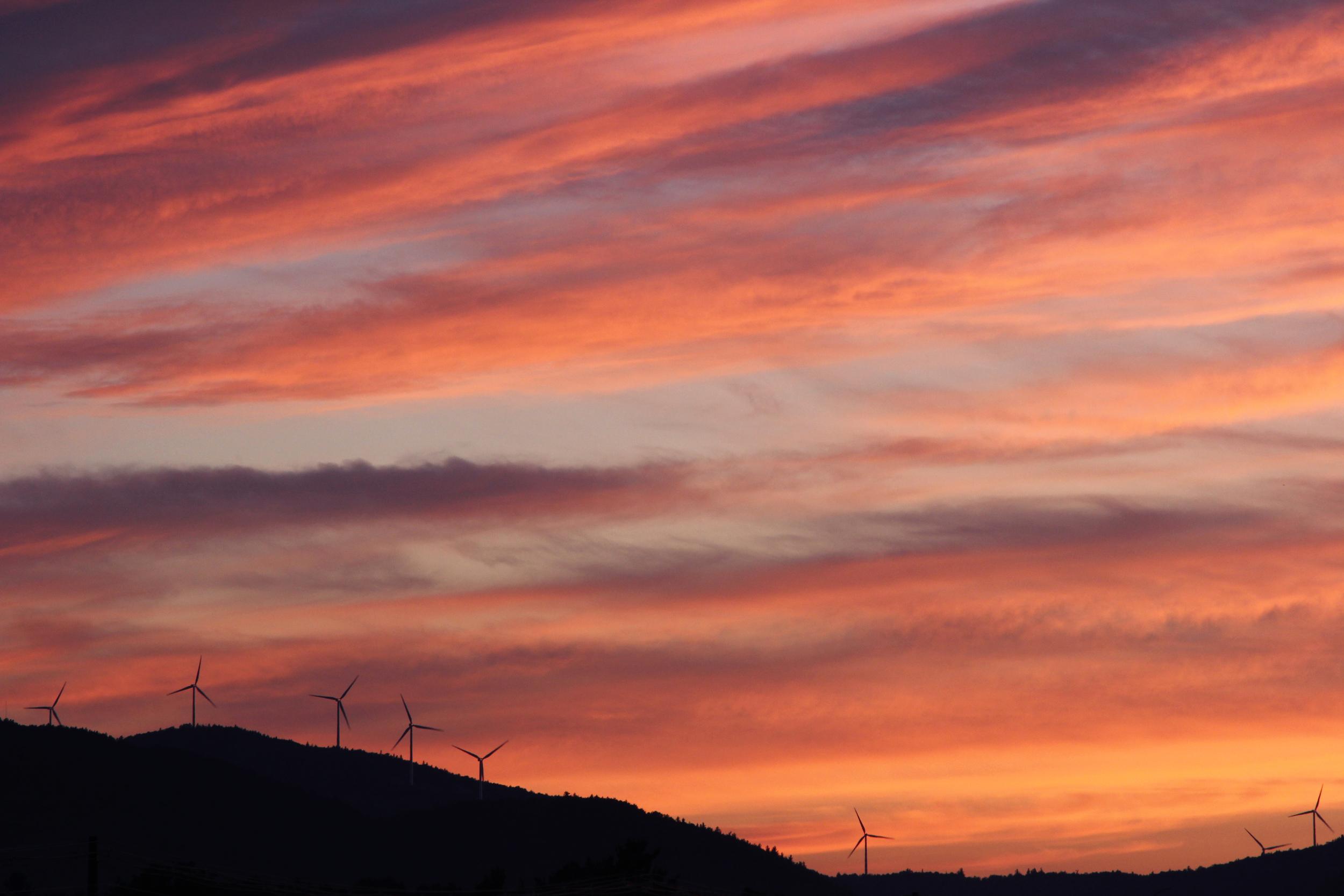 Rumney Windmills
