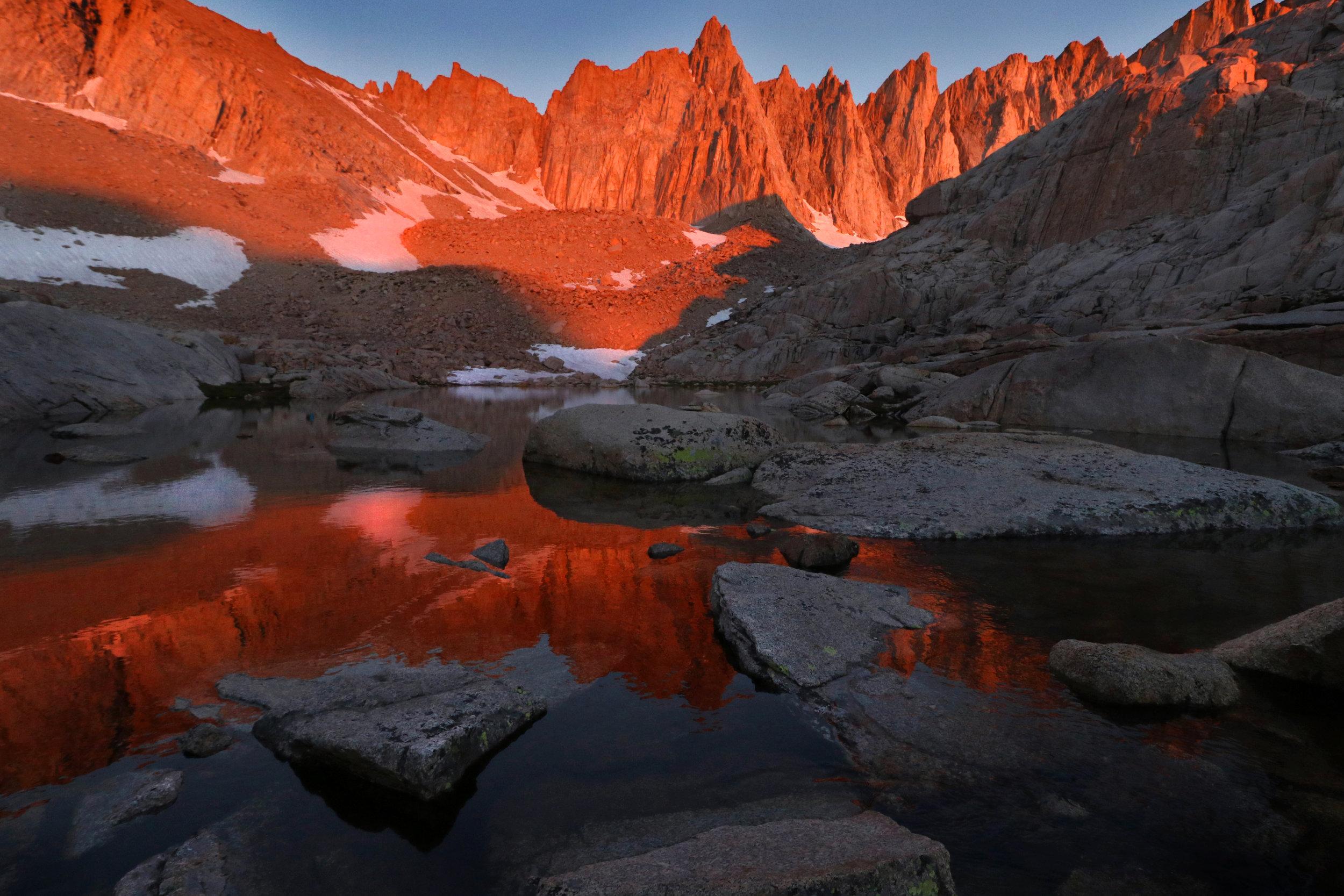 Mt. Muir Sunrise