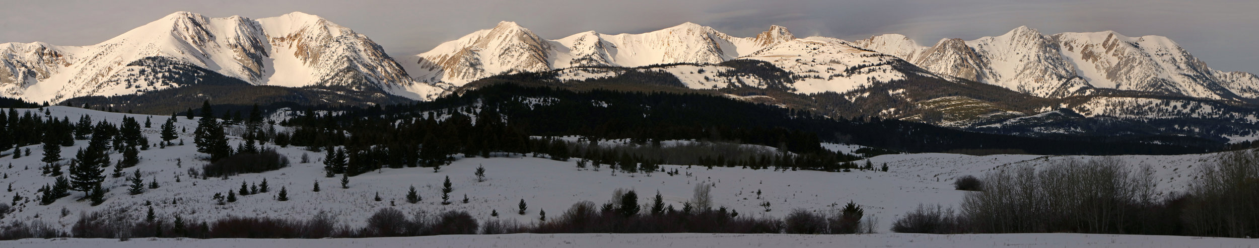 Bridger Range, MT