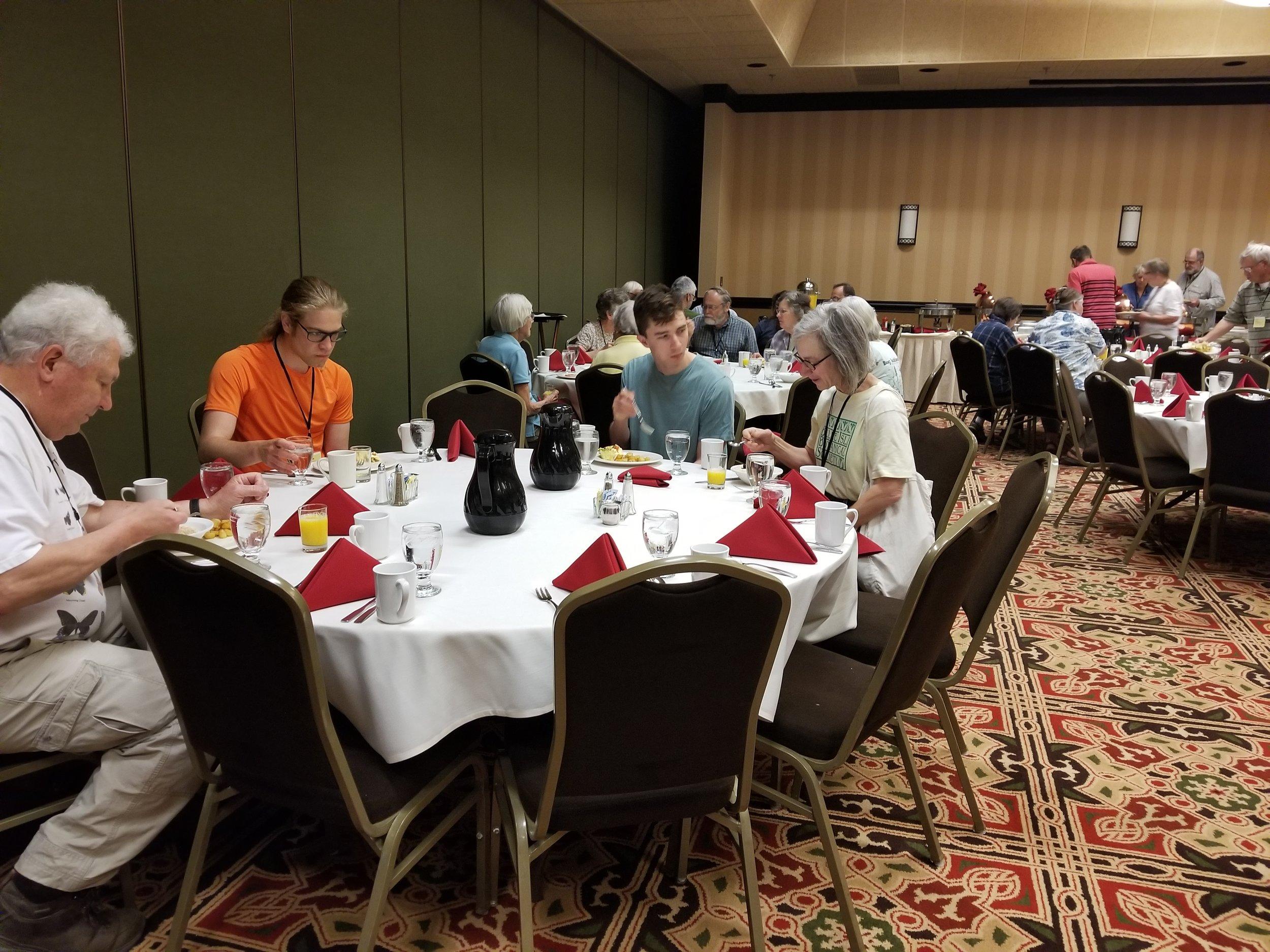 Breakfast tables  2018 5-27 Ethan Jacobs.jpg