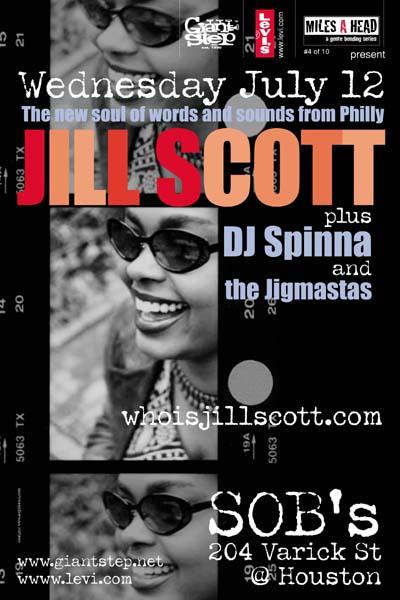 Posters: Jill Scott