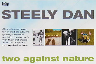 Flyers: Steely Dan