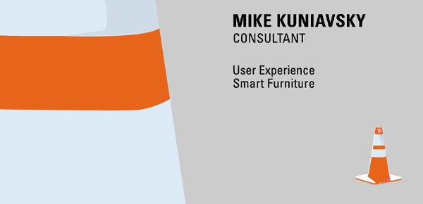 Business cards: Mike Kuniavsky