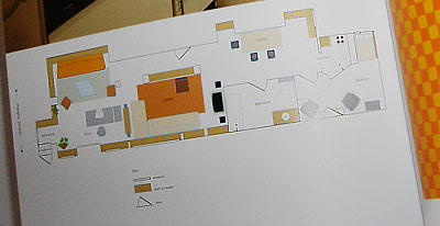 Book: Living Large in Small Spaces (plan)