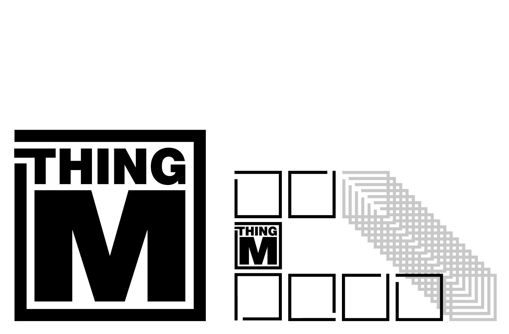 Logo & Identity: ThingM