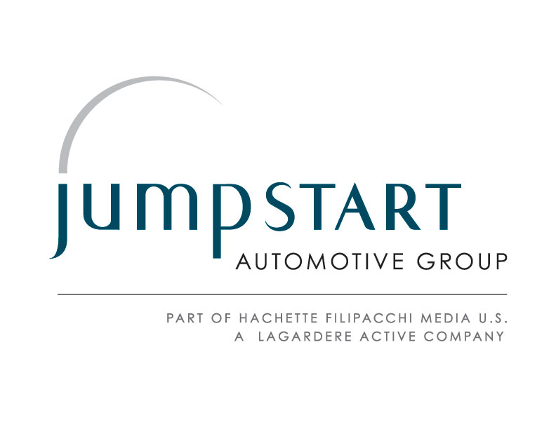 Logo & Identity: Jumpstart Automotive Group (on white)