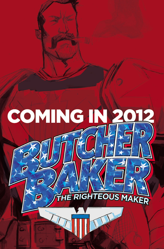 Logo: Butcher Baker The Righteous Maker (ad)