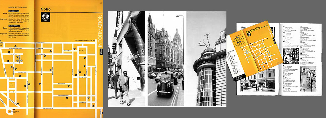 Book: Vidal Sassoon Guide to London (pages)