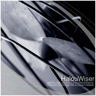 CD Cover: Halou, Wiser
