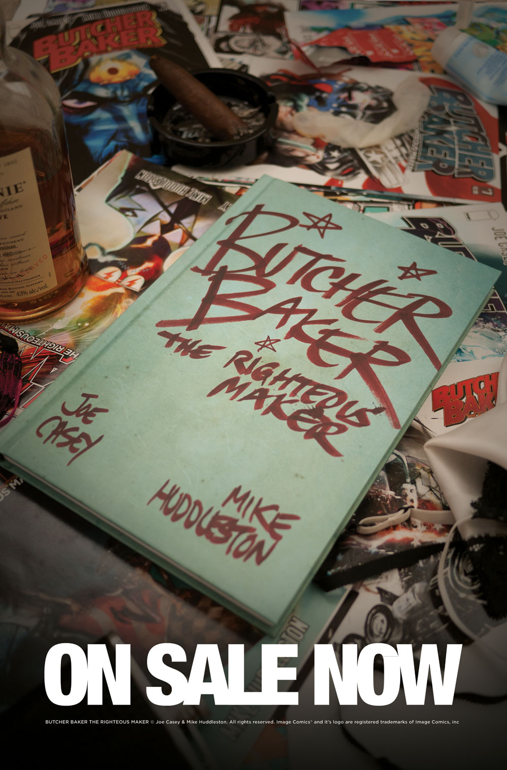 Ad: Butcher Baker the Righteous Maker