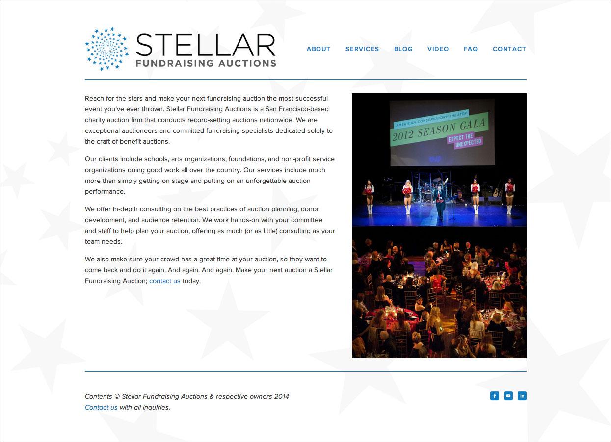 Stellar Fundraising Auctions