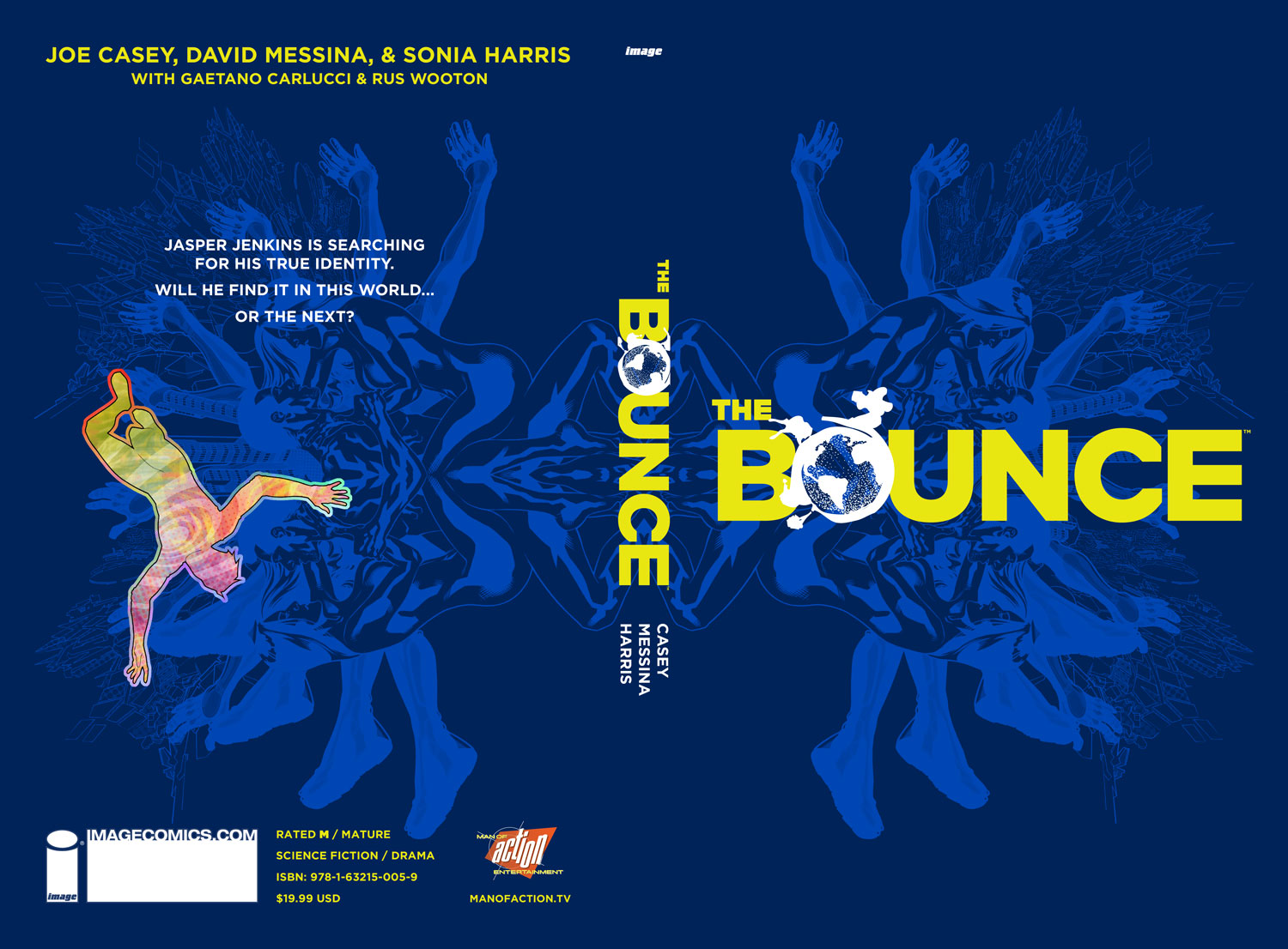 Book & Cover: The Bounce