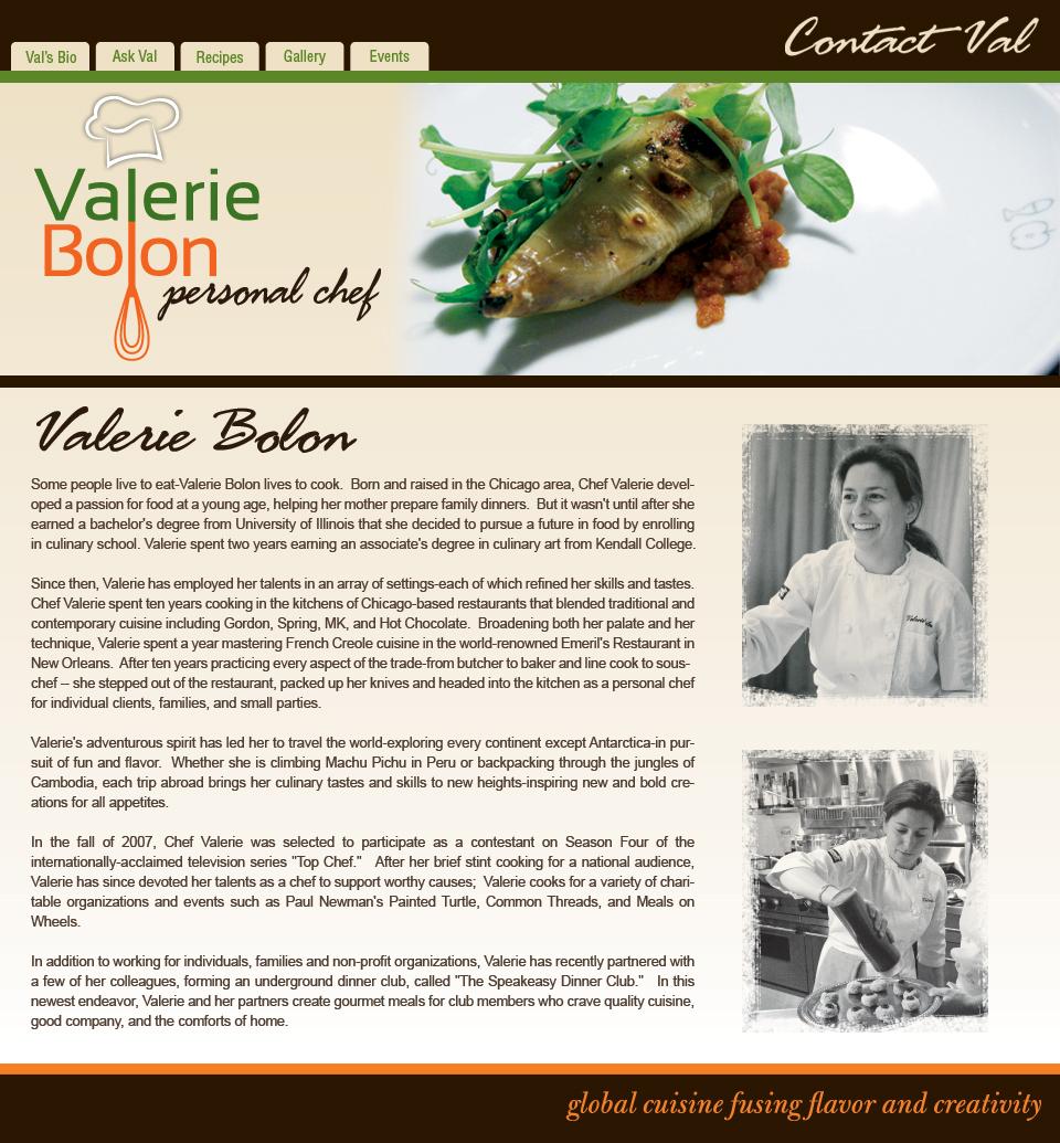 Valerie Bolon