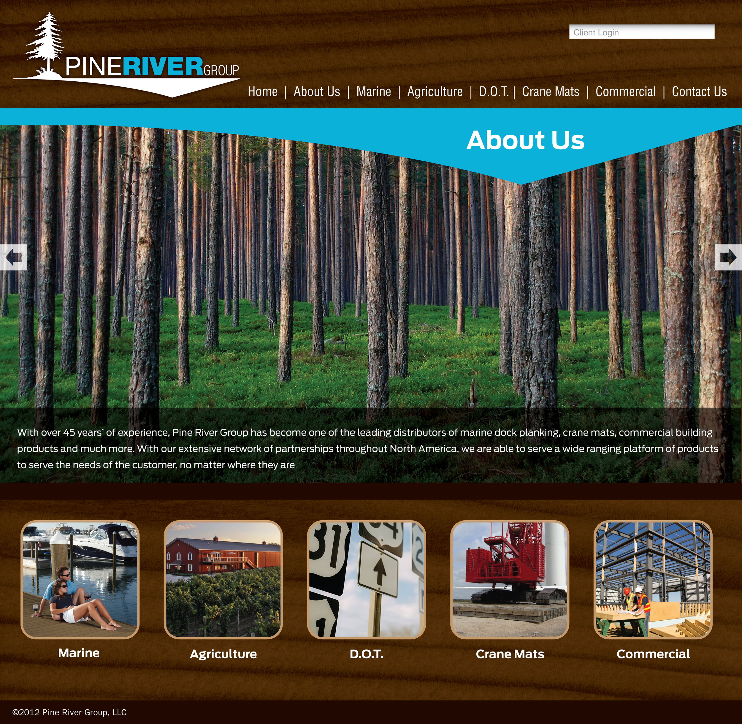 Pine River Group