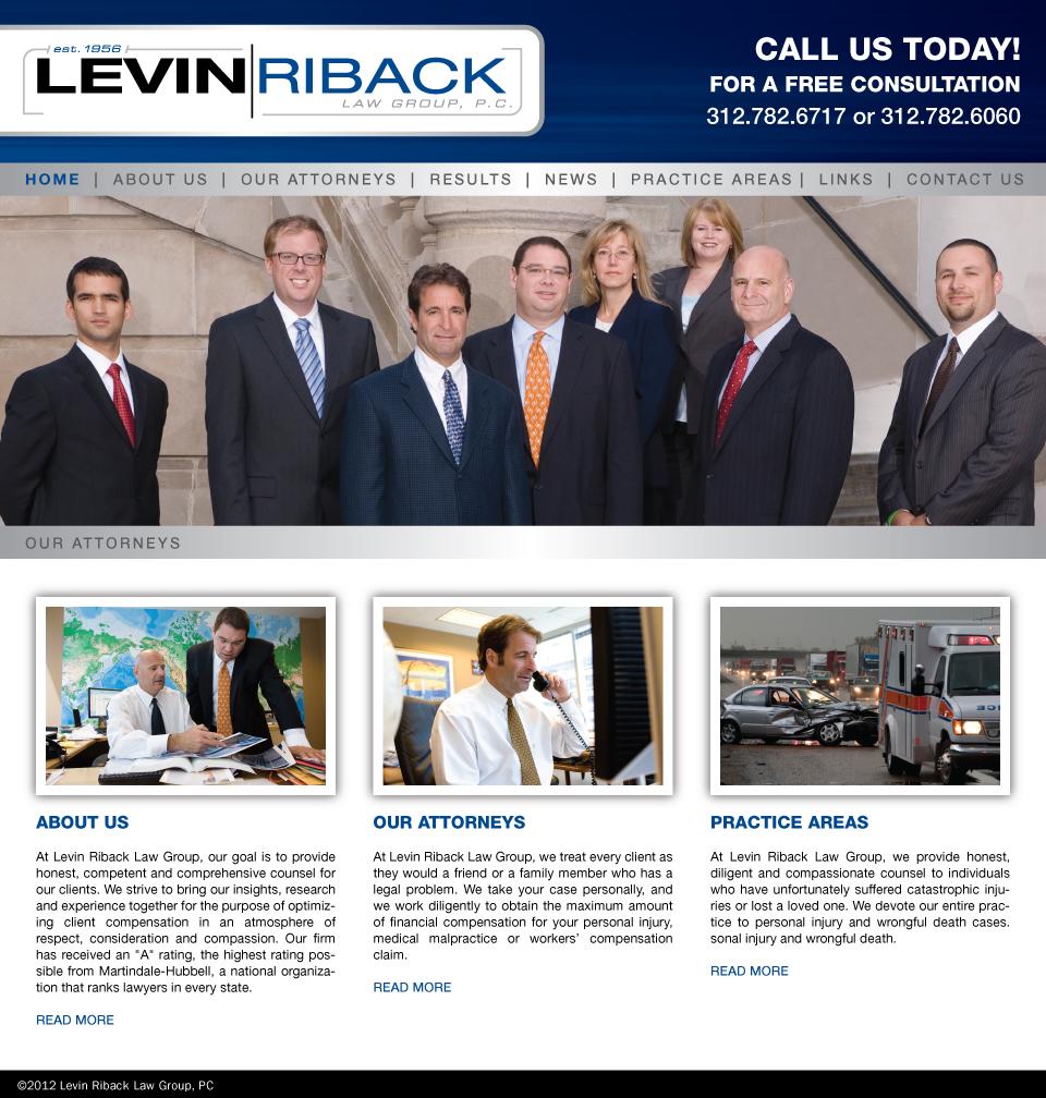 Levin Riback