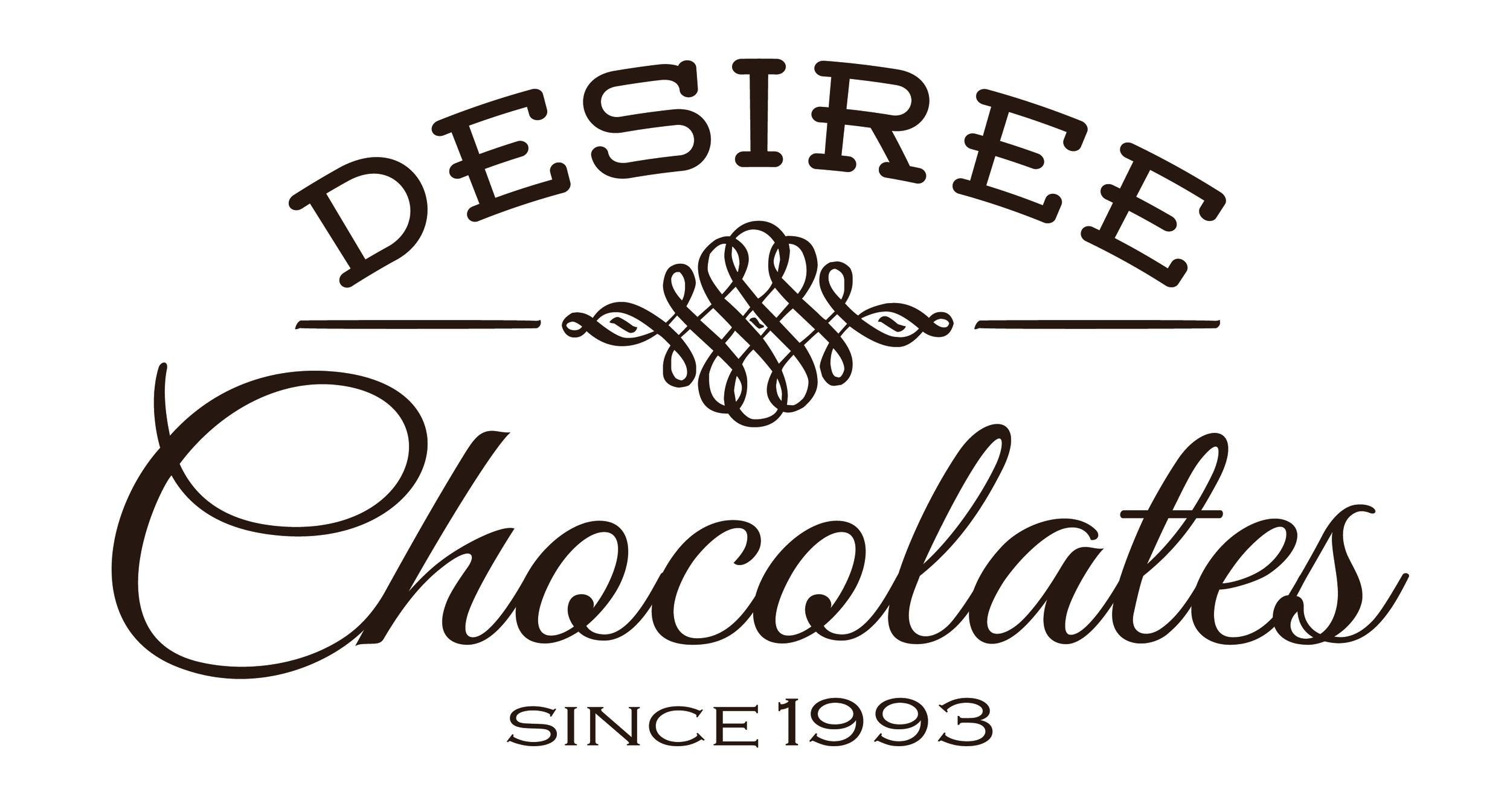 Logo Design for Desiree Chocolates - Chicago, IL