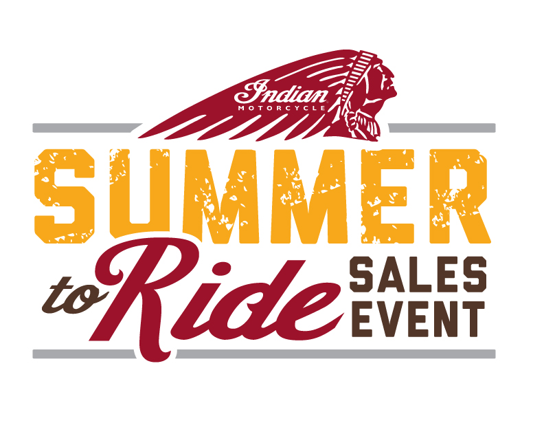Summer To Ride - Indian Motorcycle