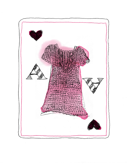 "The Ace is often referred to as the ""I"" card, or ""I want"", and hearts are the suit of emotion and feeling"