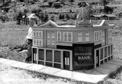Tiny Town has been enchanting children of all ages for over 85 years. The oldest miniature village in the U.S. is just 30 minutes west of Denver on Hwy. 285. (Photo:Sanborn, Ltd.)