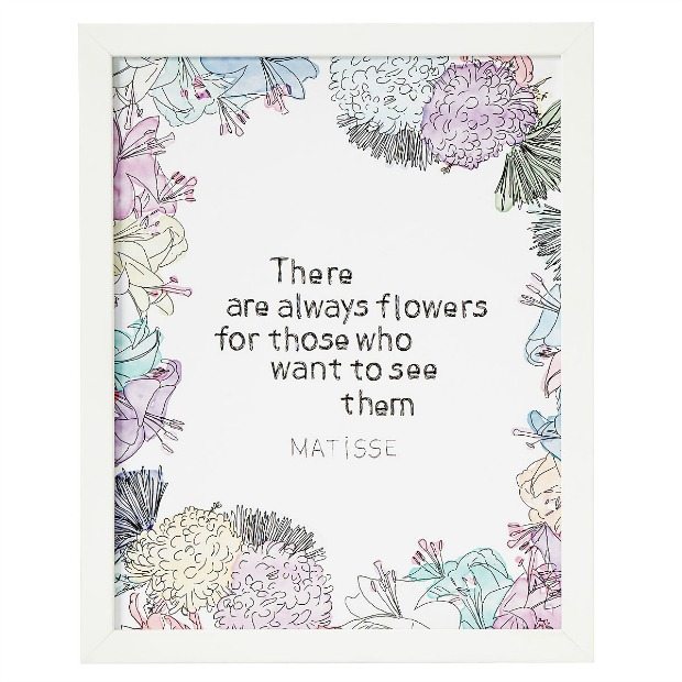 There Are Always Flowers....