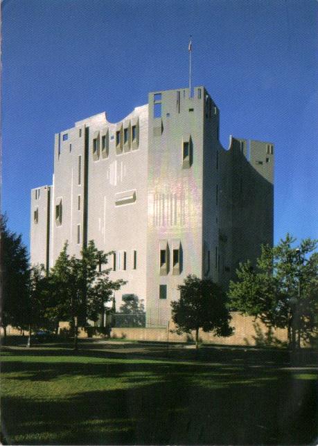 Denver Art Museum 1971 Denver, Colorado Architect: Gio Ponti, Milan, Italy and James Sadler Associates, Denver © 2001 Denver Art Museum