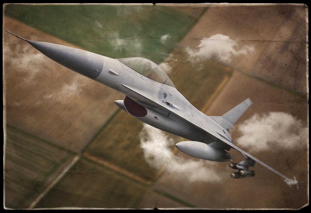 Ode to Jeremy Clarkson... Air Powerrrrrrr!