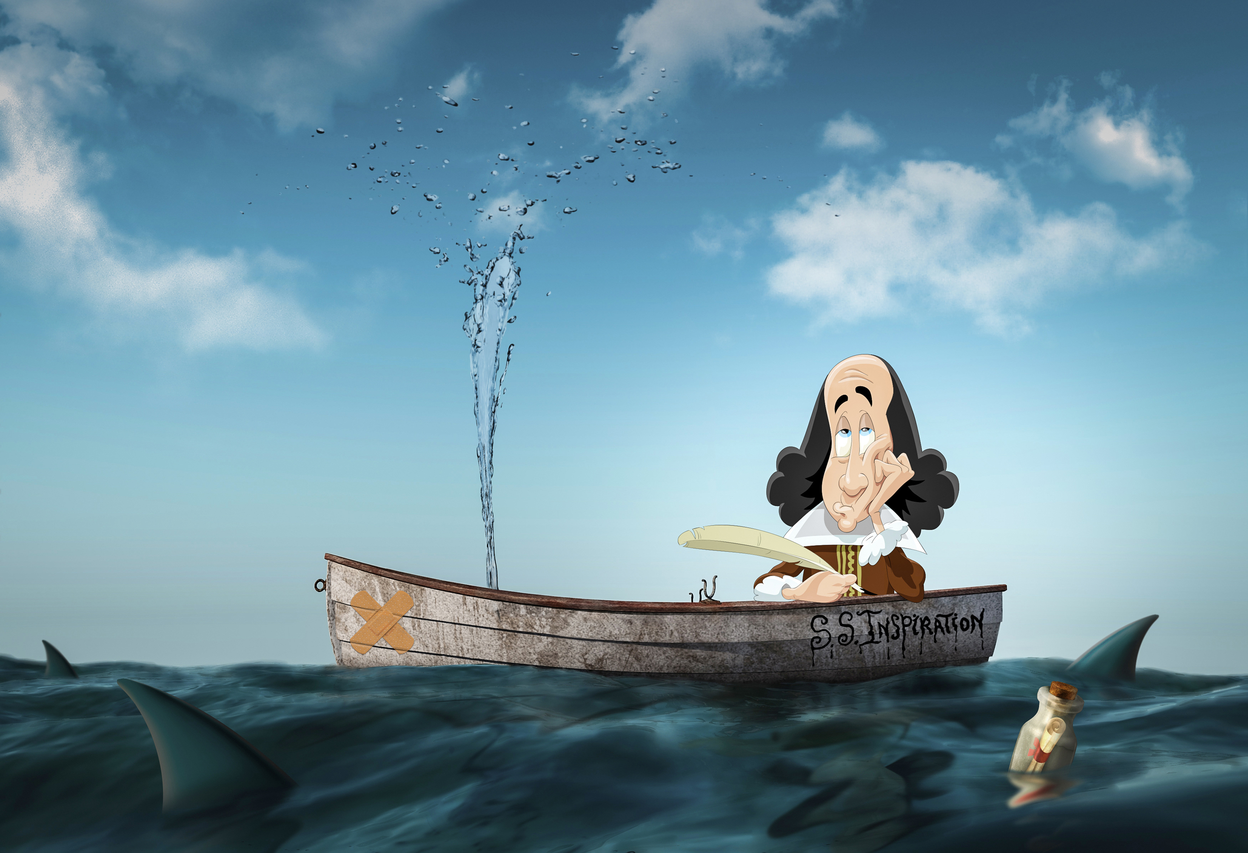 To sink or not to sink... that is the question!