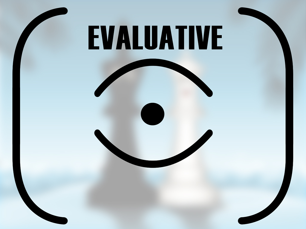 Evaluative is usually what most cameras start out being set to.