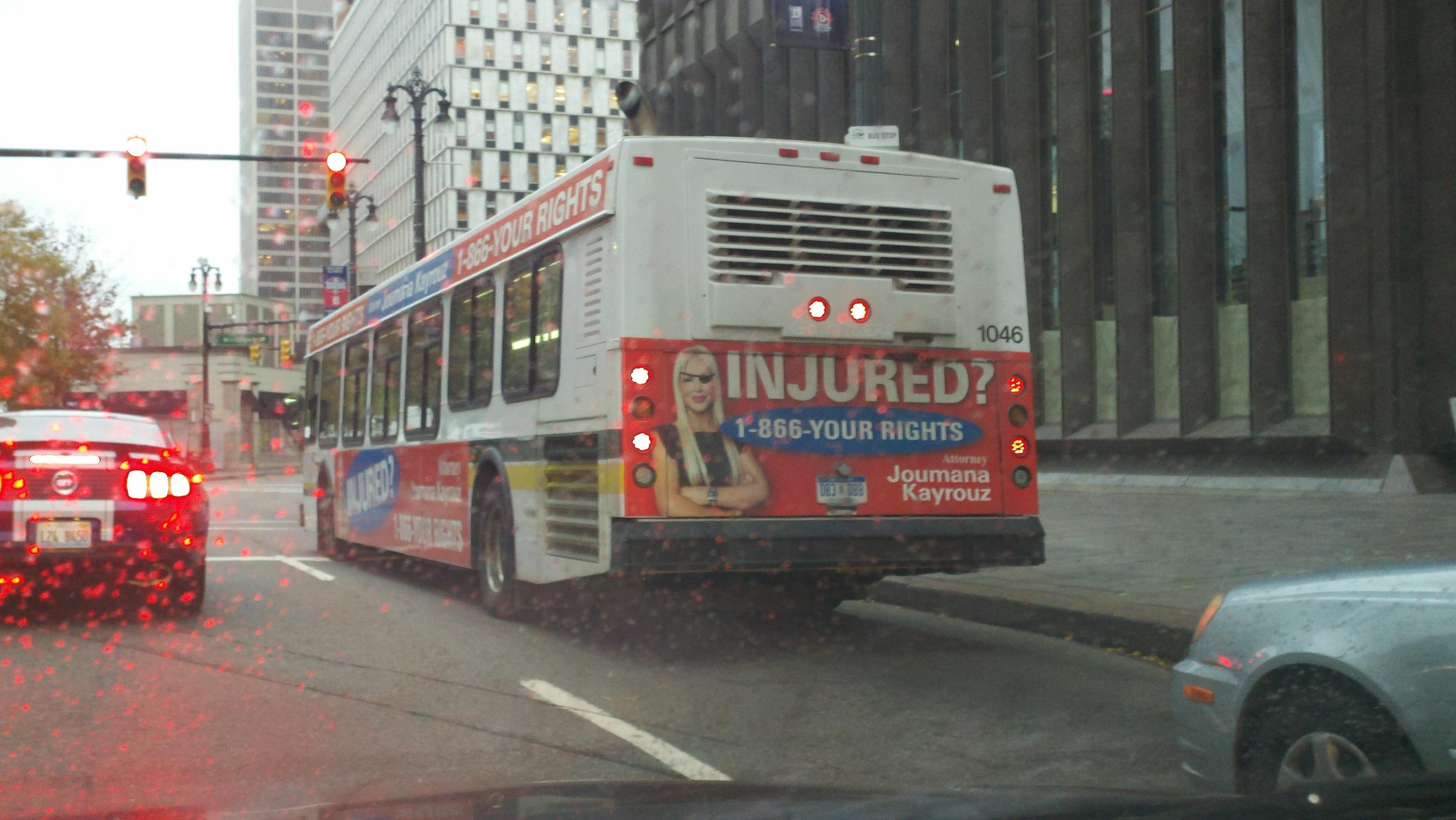 A Detroit Bus, 2012