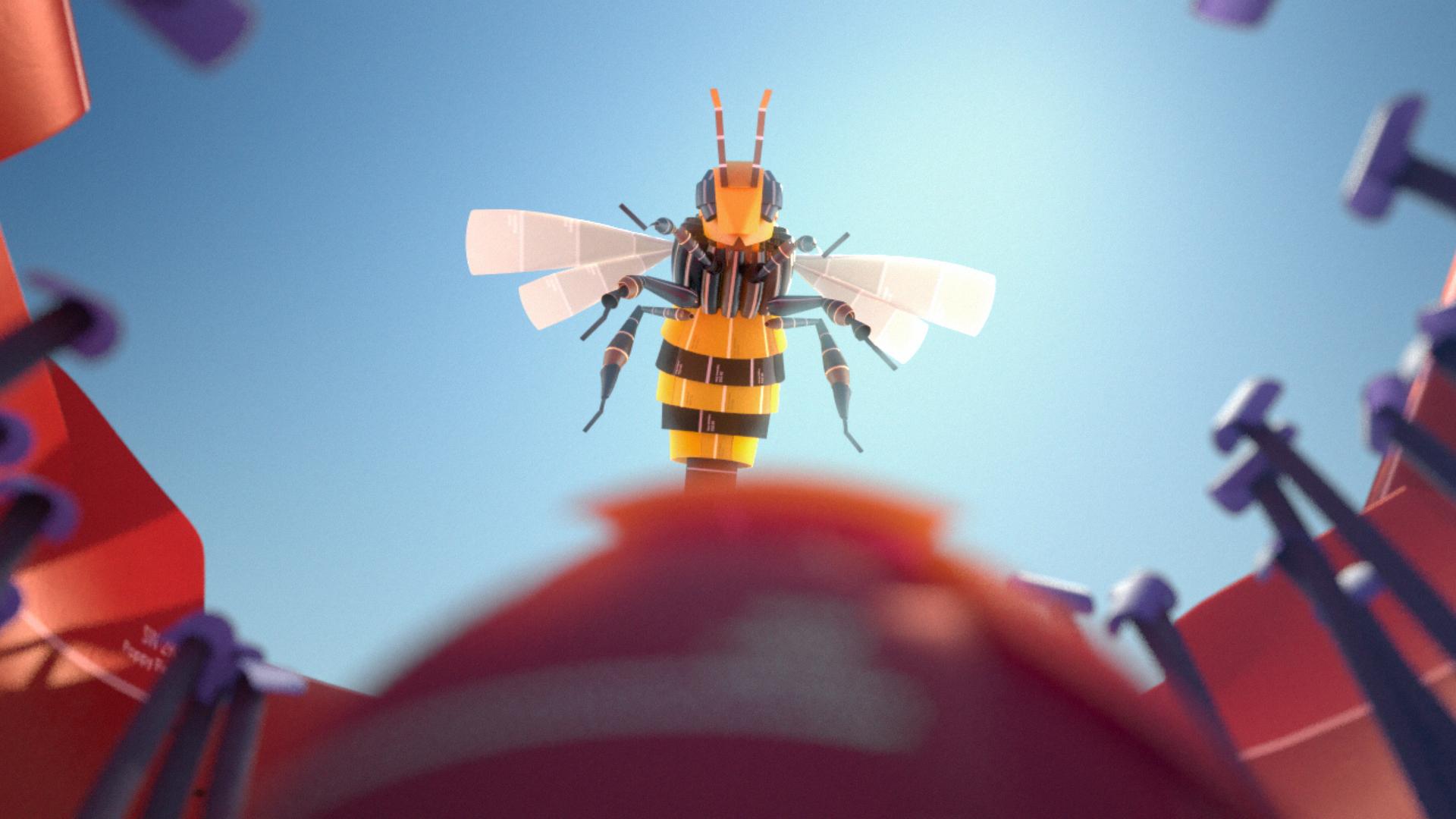 Sherwin Williams: Bees